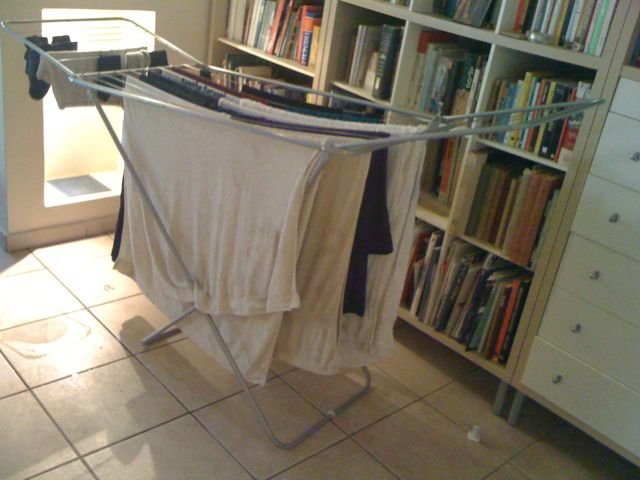 Indoor Laundry Rack